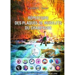 Lambert catalogus van champagnecapsules editie 2018