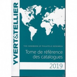Yvert & Tellier Tome de reference