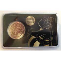 """2 Euro herdenkingsmunt Frankrijk 2019 """"Asterix"""" coincard"""