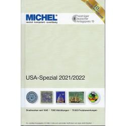 Michel postzegelcatalogus USA speciaal