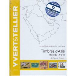 Yvert & Tellier postzegelcatalogus overzee Midden-Oosten (Aden-Yemen)